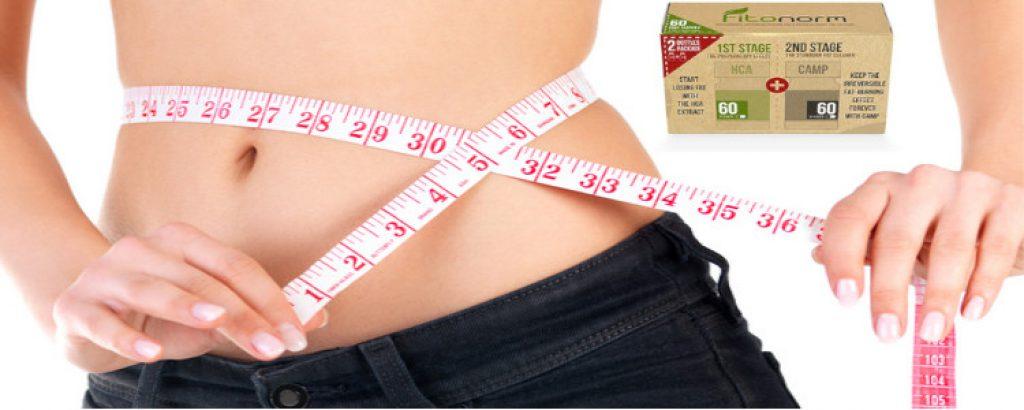 Alegeți Fitonorm pentru a pierde în greutate fără efectul yo-yo!