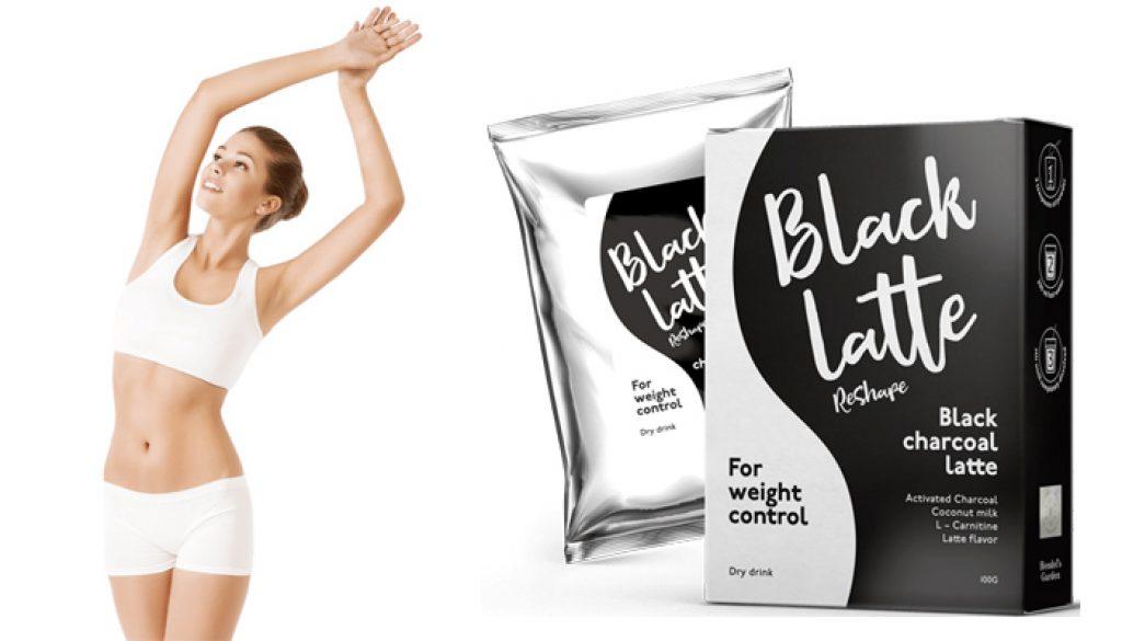 Alegeți Black Latte pentru a pierde în greutate fără efectul yo-yo!