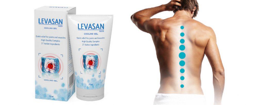 Efectele sunt vizibile după prima utilizare Levasan Maxx.